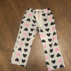 Gapkids fluffy pajama pants